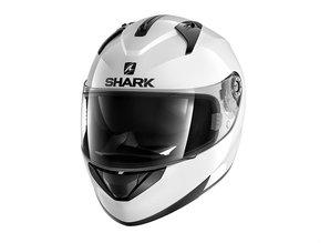 Shark Ridill Blank Voordelige Integraal Motorhelm