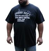 JEANSXL 716 Grote maten Zwart T-shirt