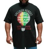 JEANSXL 732 zwarte grote maten T-shirt