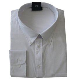 Kingsize Brand LS910 witte grote maten overhemd