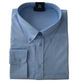 Kingsize Brand LS510 licht blauwe grote maten overhemd