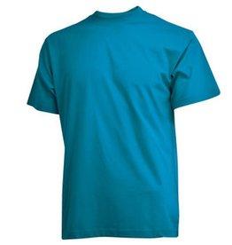 CAMUS 2230 turkooise grote maten T-shirt
