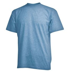 CAMUS 2250 denim blue grote maten T-shirt