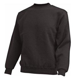 CAMUS 380101 zwarte grote maten sweater