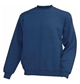 CAMUS 380106 donker blauwe grote maten sweater