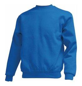 CAMUS 381105 blauwe grote maten sweater