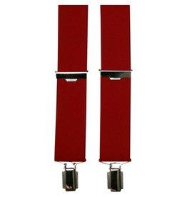K&C 910 Grote maten Rode Bretels