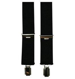 K&C 991 Grote maten Zwarte Bretels