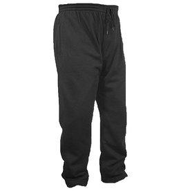 Kingsize Brand J011 Zwarte grote maten Joggingbroek