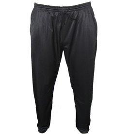 Kingsize Brand J051 Zwarte grote maten Tricot Joggingbroek