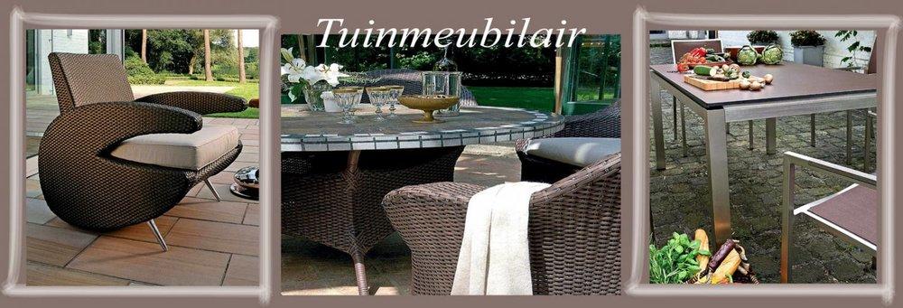 Aparte unieke tuinstoelen, tuinbanken, tuintafels stijlvol tuinmeubilair