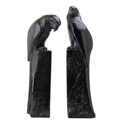 Eichholtz Bronzen Papegaaien