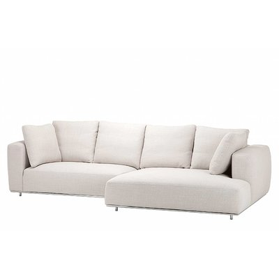 Eichholtz Hoekbank Sofa-Colorado WIT