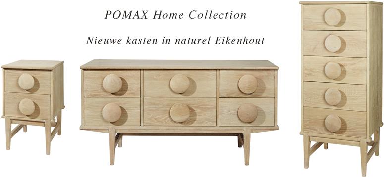 houten meubels POMAX