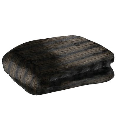 Lifestyle Panther fur Plaid 140x180 cm