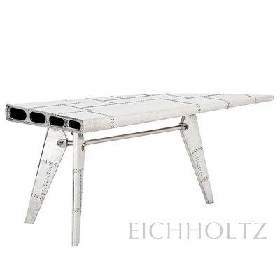 Eichholtz Desk Convair Tafel Vliegtuigvleugel