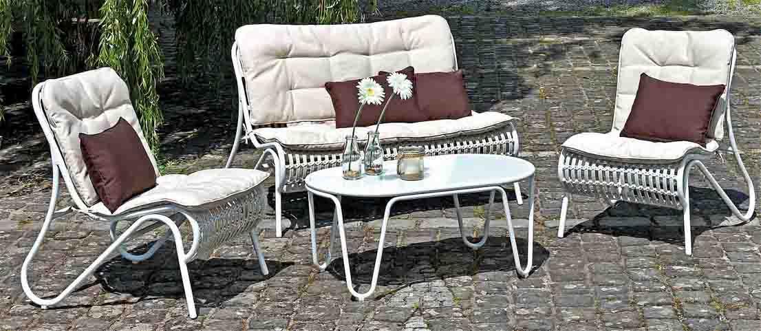 WEBSHOP Aparte Tuinlounge sets; Tuinmeubelen Tuinbanken tuinstoelen en grote zonneparasols van