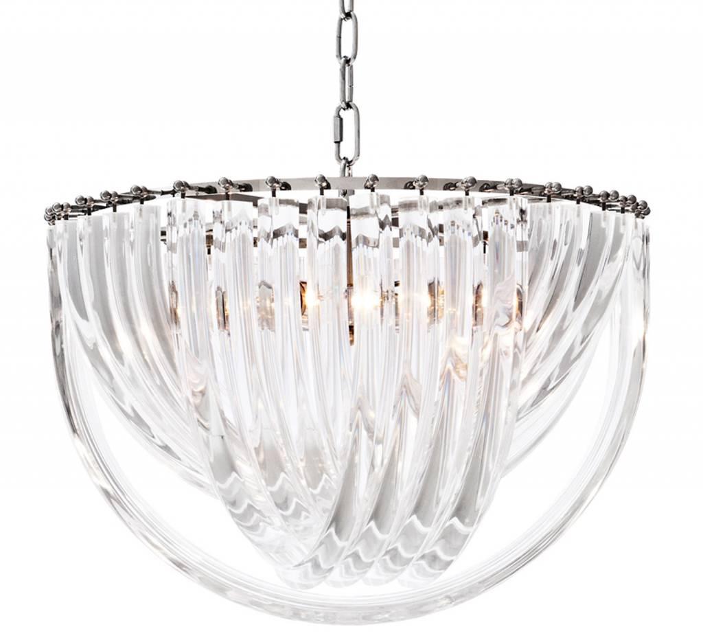 eichholtz chandelier murano hanglamp glas prachtige hanglamp van ...