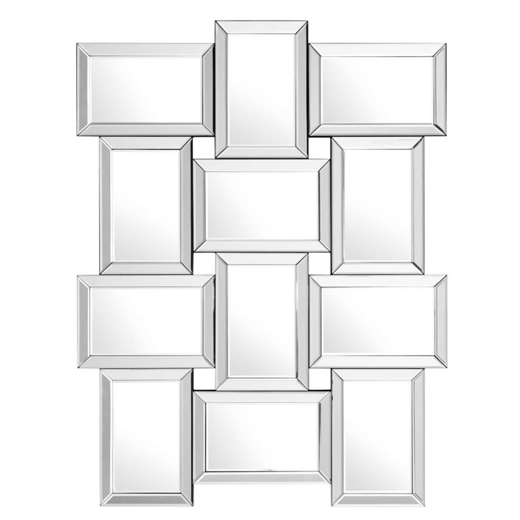 Eichholtz dealer nederland grote moderne spiegels mirror conran mulini driehoekjes geslepen - Moderne spiegels ...