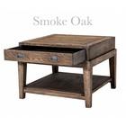 Eichholtz Bijzettafel Side Table Military Smoked oak