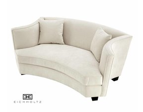 Eichholtz 2-zits Bank Sofa Giulietta Ecru 178cm