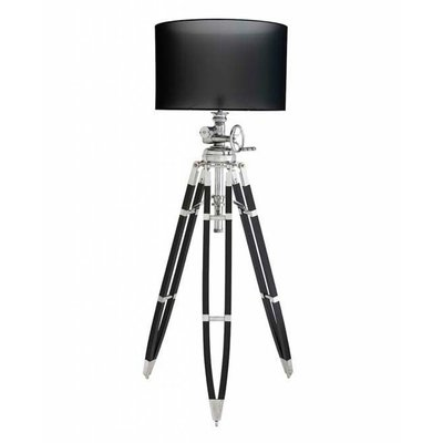 Eichholtz Floor Lamp Royal Marine Black
