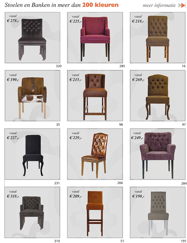 Stoelen-banken-collectie-200-kleuren-stof-en-leer
