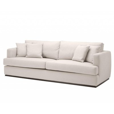 Eichholtz Bank Sofa Hallandale off white