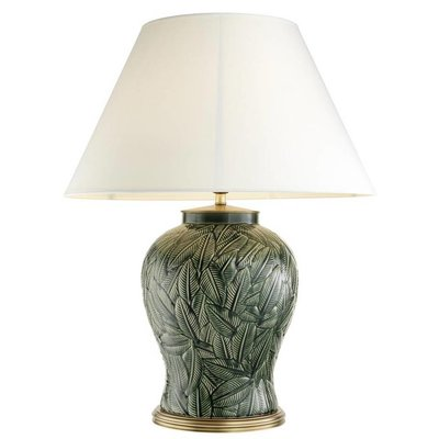 Eichholtz Tafellamp Table Lamp Cyprus 85cm green