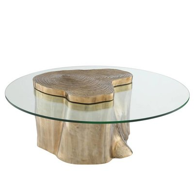 Eichholtz Salontafel Coffee Table Urban messing