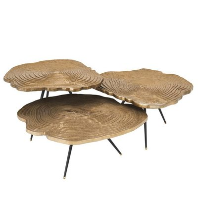 Eichholtz Salontafel Coffee Table Quercus