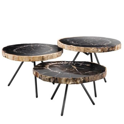 Eichholtz Coffee Table De Soto set of 3
