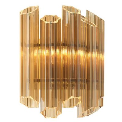 Eichholtz Wandlamp Wall lamp Vittoria Gold glass