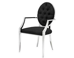 Eichholtz Dining Chair Tayler eetkamerstoel zwart