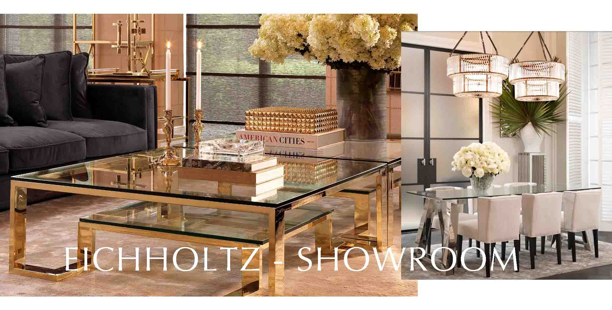 SHOWROOM EICHHOLTZ Nederland meubele en woonaccessoires