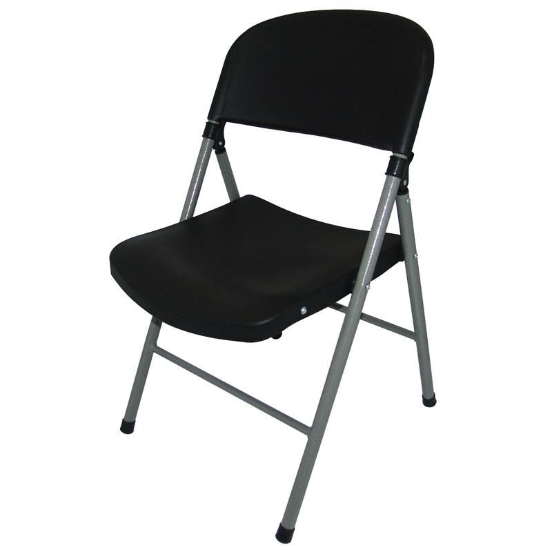 m t chaise pliante noire m t international hotel restaurant supplies nv. Black Bedroom Furniture Sets. Home Design Ideas