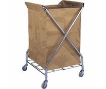 M&T Linen trolley foldable 220 lit