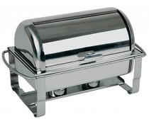 M&T Chafing dish with rolltop