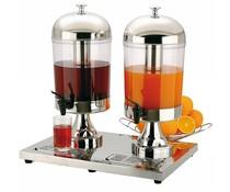 M&T Juice dispenser 2 x 8 liters