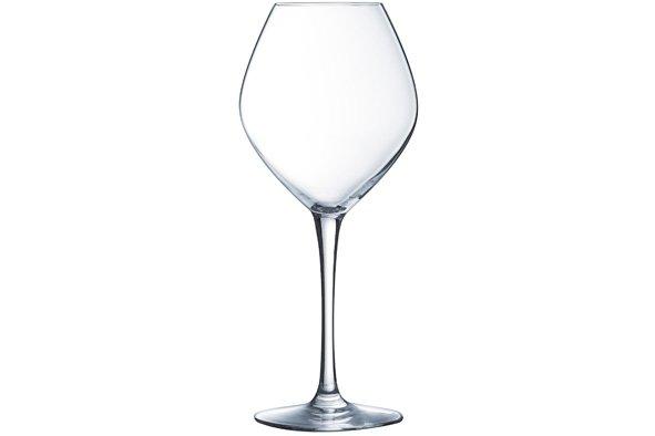 cristal d 39 arques verre vin pied 35 cl m t. Black Bedroom Furniture Sets. Home Design Ideas