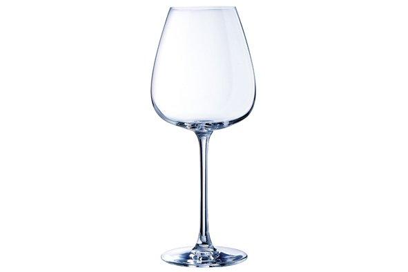 cristal d 39 arques verre vin pied 47 cl m t. Black Bedroom Furniture Sets. Home Design Ideas