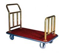 M&T Platform luggage trolley