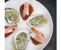 Revol Oyster Plate