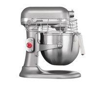 KitchenAid Professionele Mixer 6,90 liter zilverkleurig