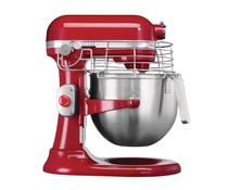 KitchenAid Professionele Mixer 6,90 liter rode kleur