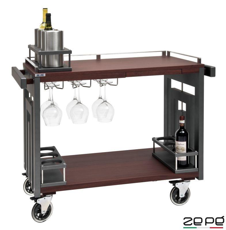 zep chariot bar et liqueurs m t international hotel restaurant supplies nv. Black Bedroom Furniture Sets. Home Design Ideas