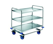 Blanco Trolley reinforced model with three trays
