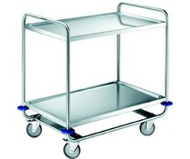 Blanco Trolley reinforced model with two trays