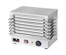 CaterChef Hot plates unit, 6 plates