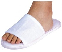 M&T Slippers with open toe ( one pair )